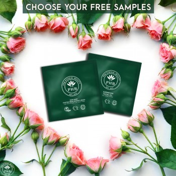 Choose 2 Free Samples | With Every Order
