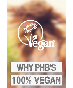 Why PHB Products Are Vegan