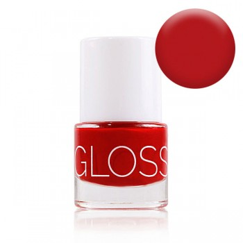 GLOSSWORKS - Red Devil - Non-Toxic Nail Polish