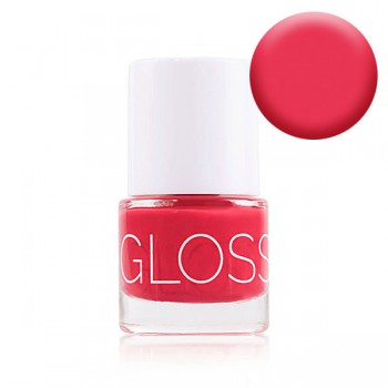 GLOSSWORKS - Name of the Rose - Non-Toxic Nail Polish