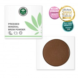 Pressed Mineral Brow Powder