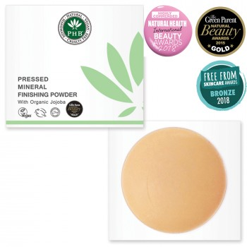 Pressed Mineral Finishing Powder +SPF 15