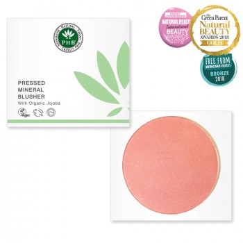 Pressed Mineral Blusher +SPF 15 - 8 shades