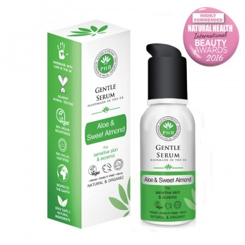 Gentle Gel Serum with Organic Aloe & Sweet Almond