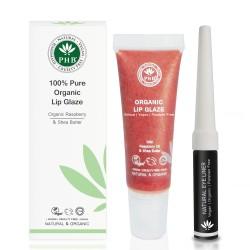 Perfect Pout & Peepers Bundle (Liquid Liner & Lip Glaze)