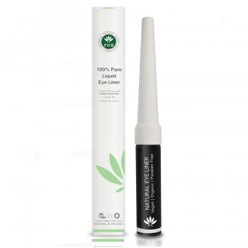 PHB 100% Pure Liquid Eyeliner - 2 shades