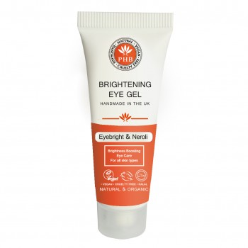 Brightening Eye Gel with Organic Eyebright & Neroli