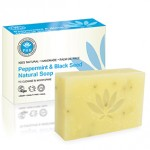 Peppermint & Blackseed Natural Handmade Soap