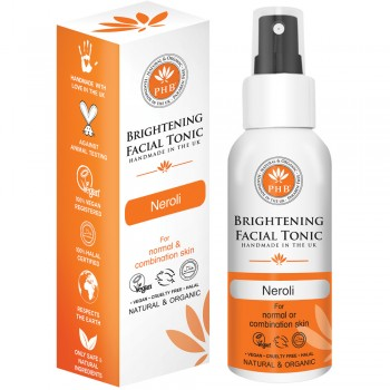Brightening Facial Tonic with Neroli