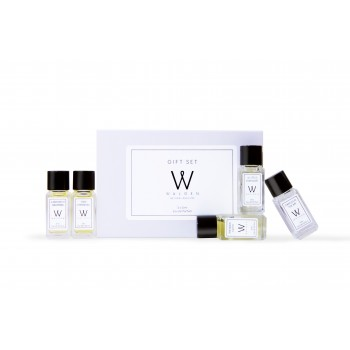 Walden Natural Perfume Gift Set - 5 x 5ml