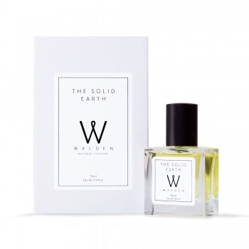 The Solid Earth - Walden Natural Perfume - 15ml