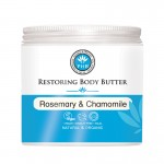 Restoring Body Butter with Rosemary & Chamomile