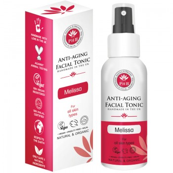 Anti-aging Facial Tonic with Melissa