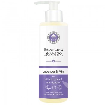 Balancing Shampoo with Lavender & Mint