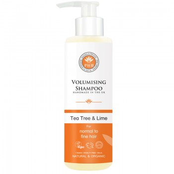 Volumising Shampoo with Tea Tree & Lime