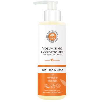Volumising Conditioner with Tea Tree & Lime