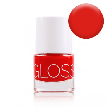 GLOSSWORKS - Reddy To Go - Non-Toxic Nail Polish