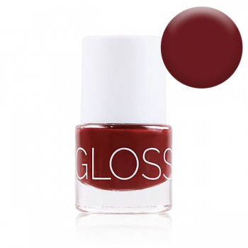 GLOSSWORKS - Aubergine Dream - Non-Toxic Nail Polish