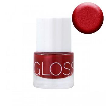 GLOSSWORKS - NEW* - Ruby on Nails - Non-Toxic Nail Polish