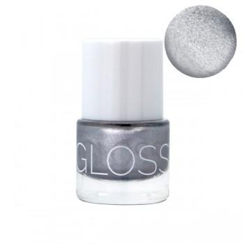 GLOSSWORKS - NEW* - Silver Bullet  - Non-Toxic Nail Polish