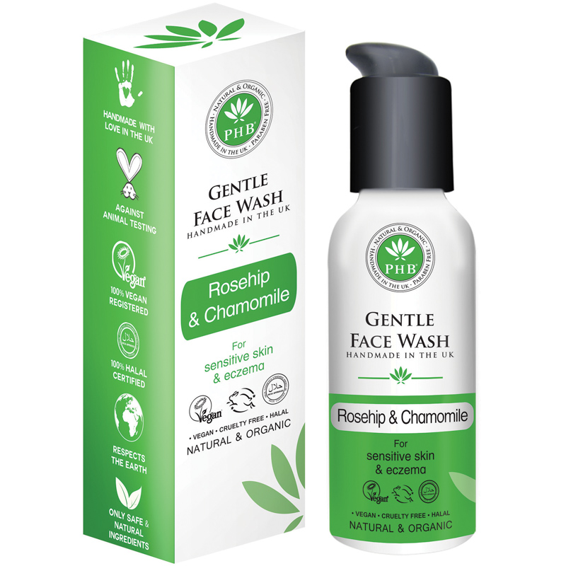PHB Ethical Beauty Natural u0026 Organic Skin Care for Redness ...